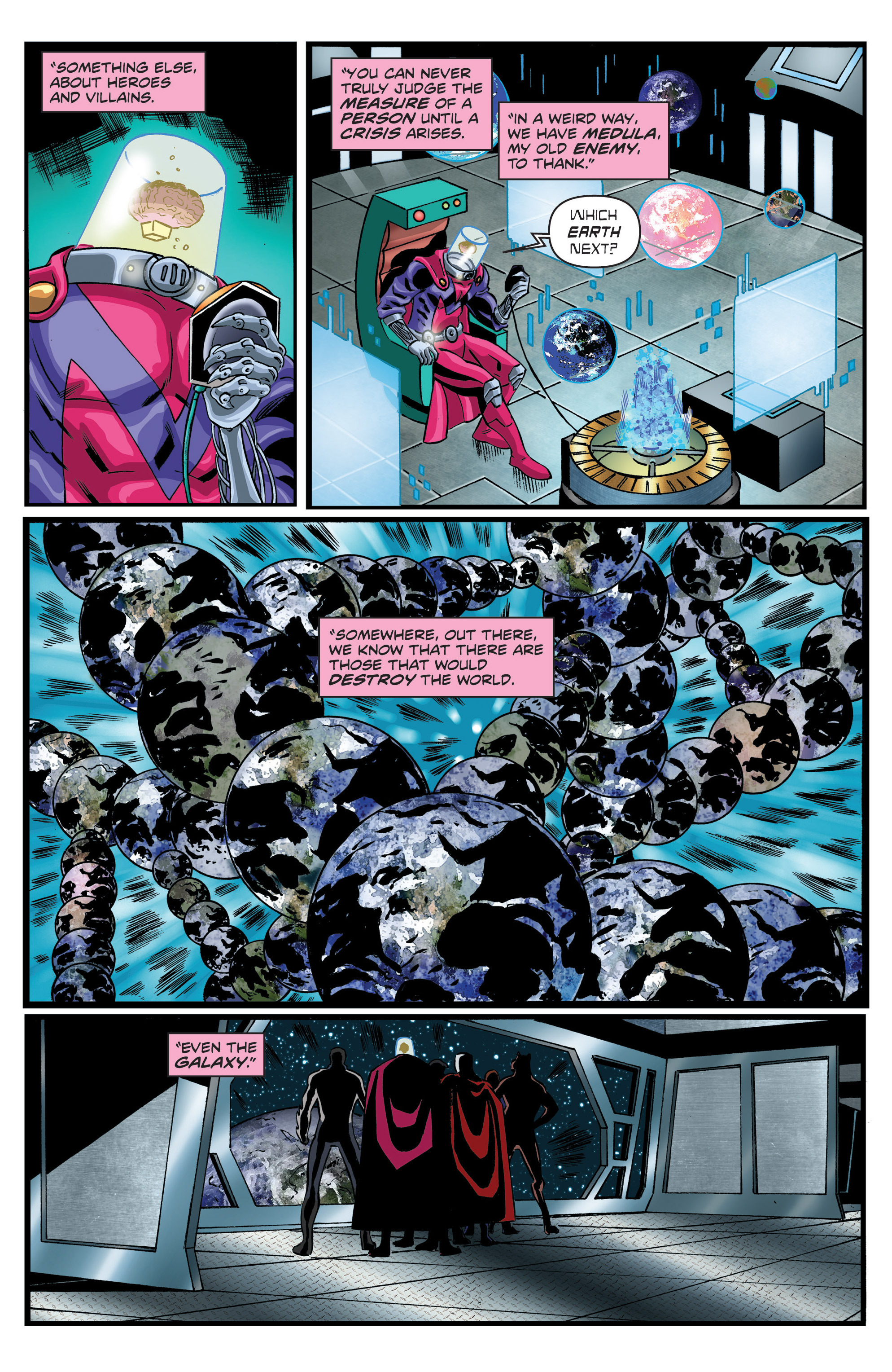 Read online Actionverse comic -  Issue #6 - 22