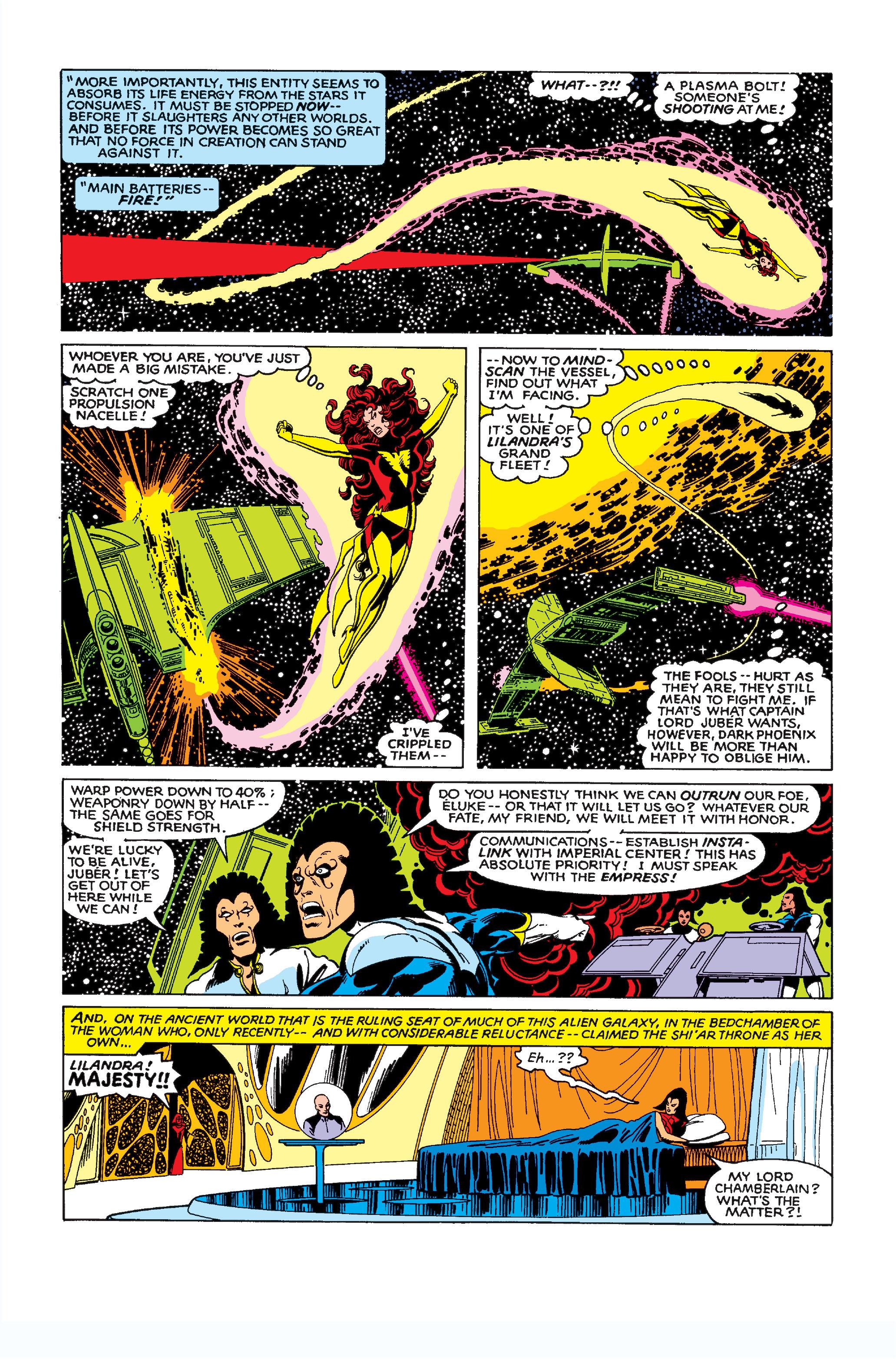 Read online Uncanny X-Men (1963) comic -  Issue #135 - 16