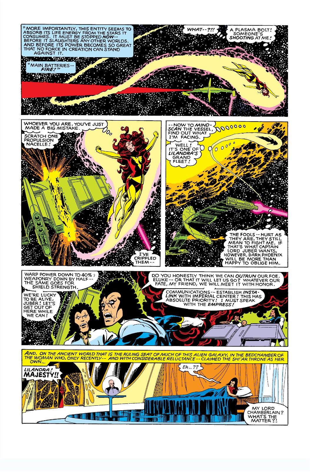 Uncanny X-Men (1963) issue 135 - Page 16