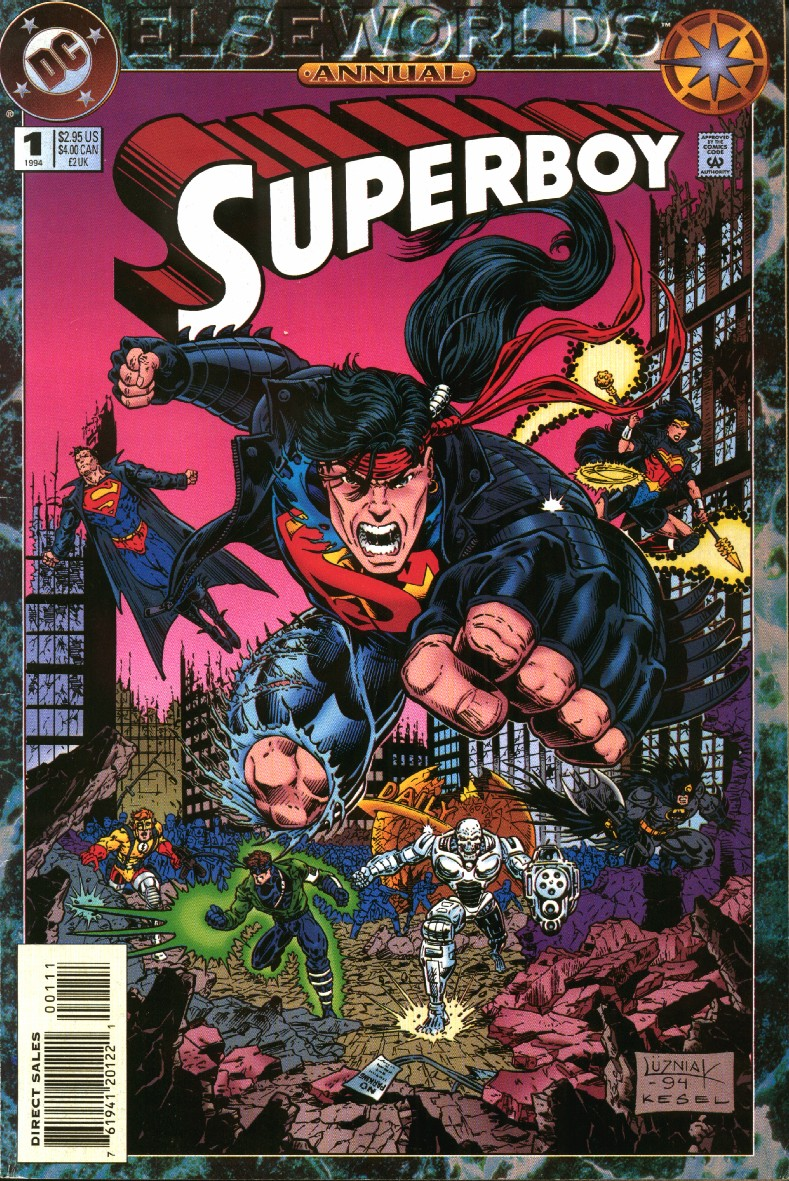 Superboy (1994) _Annual_1 Page 1