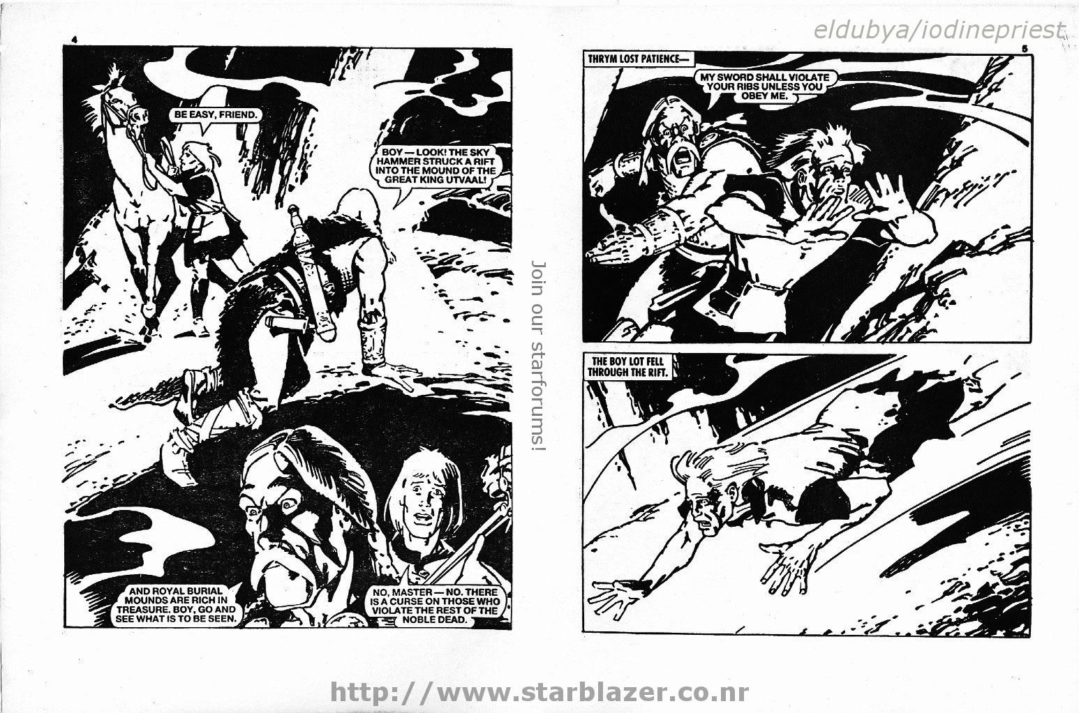 Starblazer issue 281 - Page 4