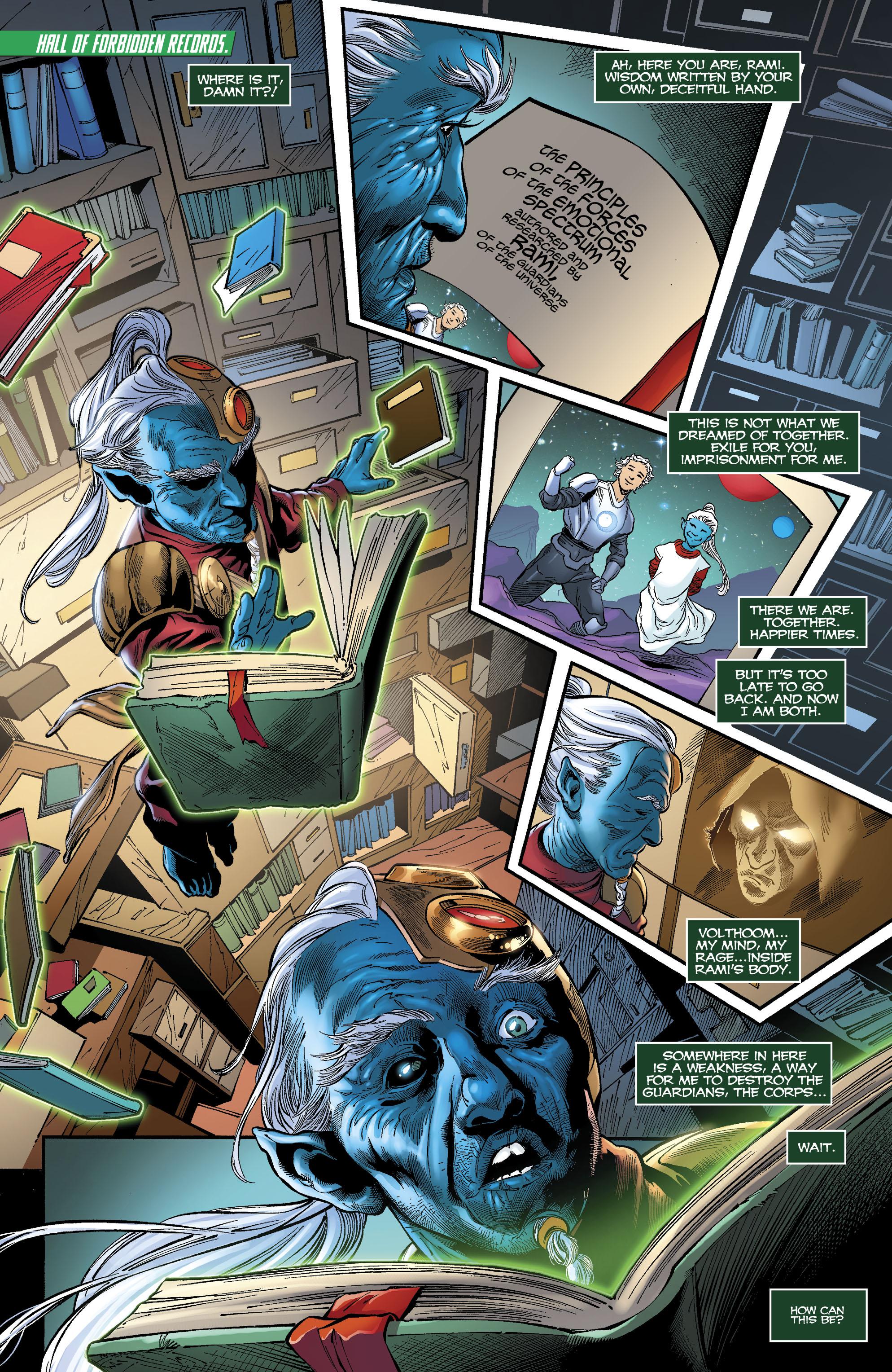 Read online Green Lanterns comic -  Issue #23 - 9