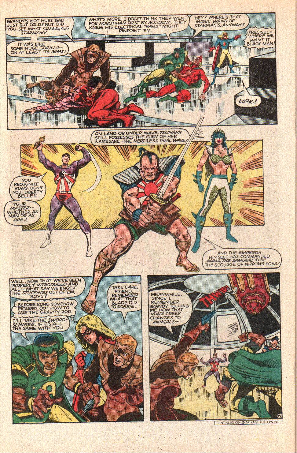 Read online All-Star Squadron comic -  Issue #42 - 22
