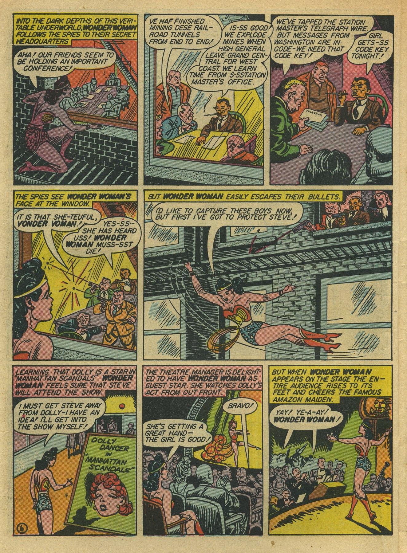 Read online Sensation (Mystery) Comics comic -  Issue #10 - 8