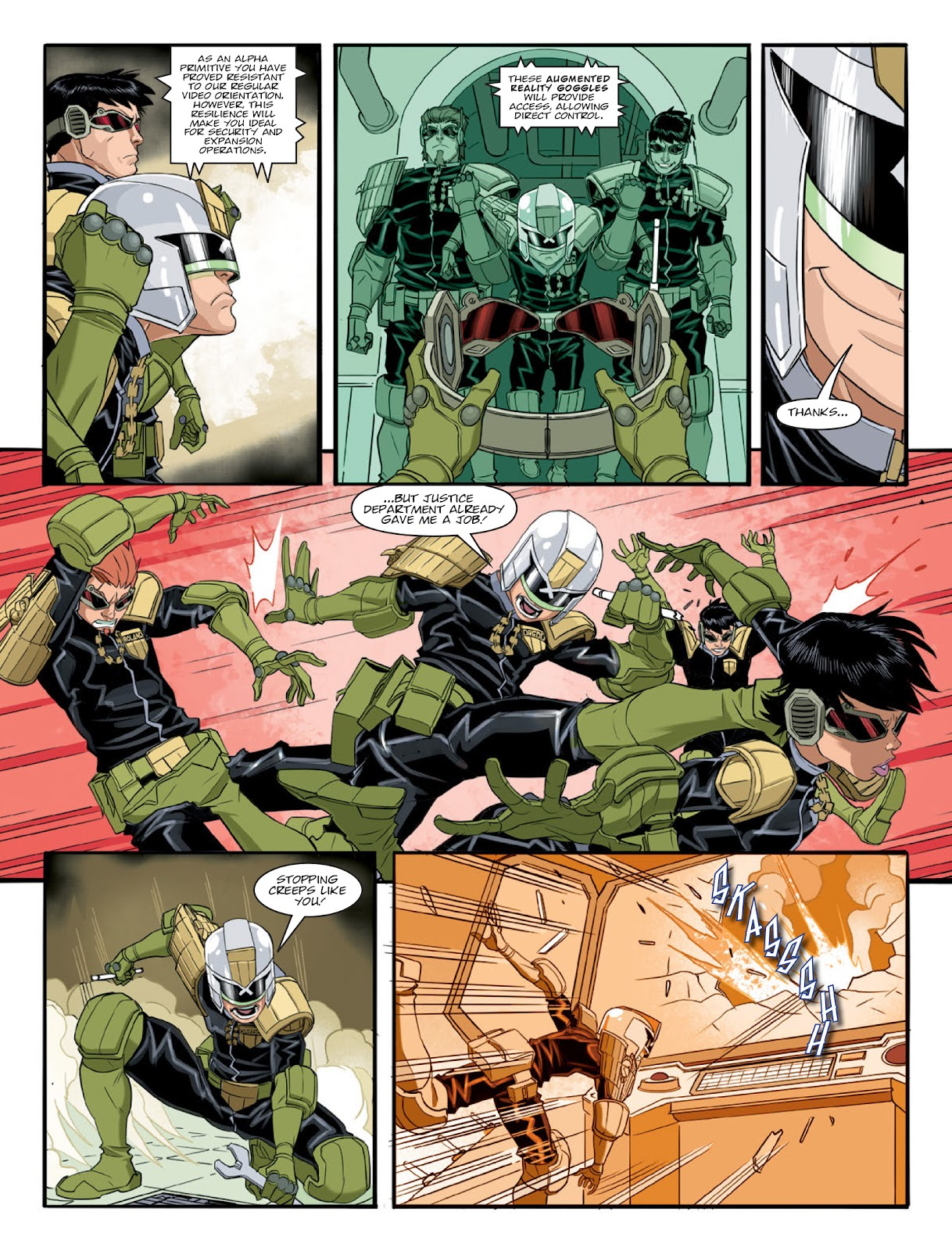 2000 AD issue 2220 - Page 12