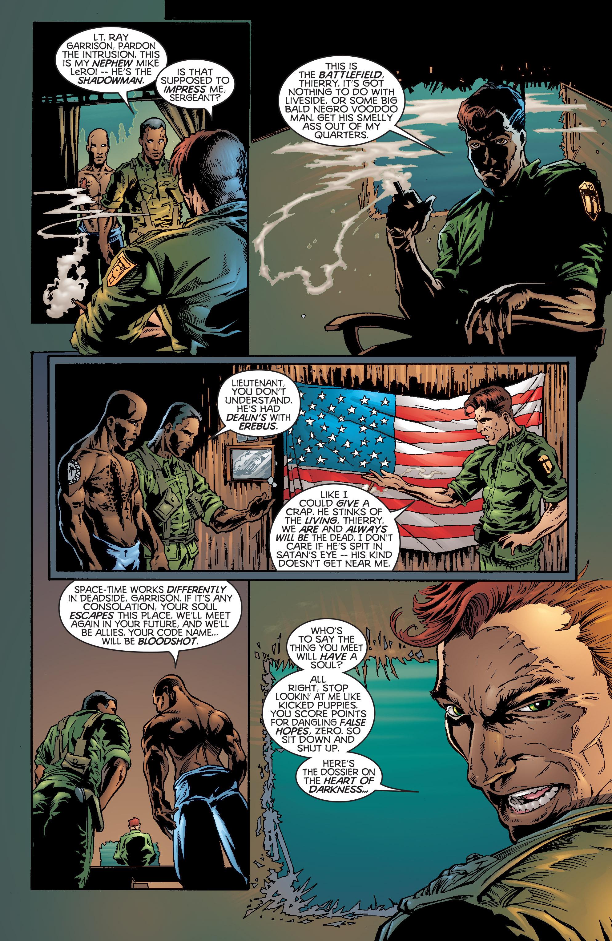 Read online Shadowman (1997) comic -  Issue #20 - 11