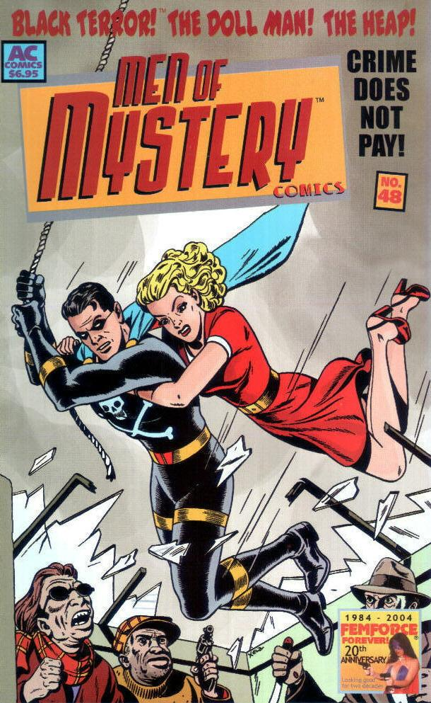 Read online Men of Mystery Comics comic -  Issue #48 - 1