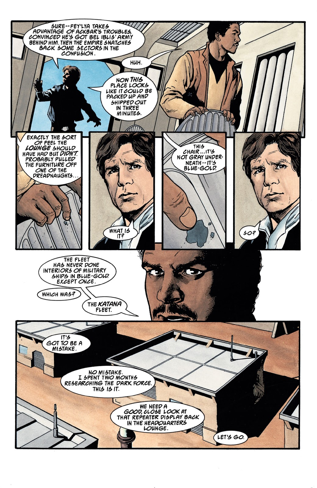 Read online Star Wars Legends: The New Republic - Epic Collection comic -  Issue # TPB 4 (Part 3) - 20