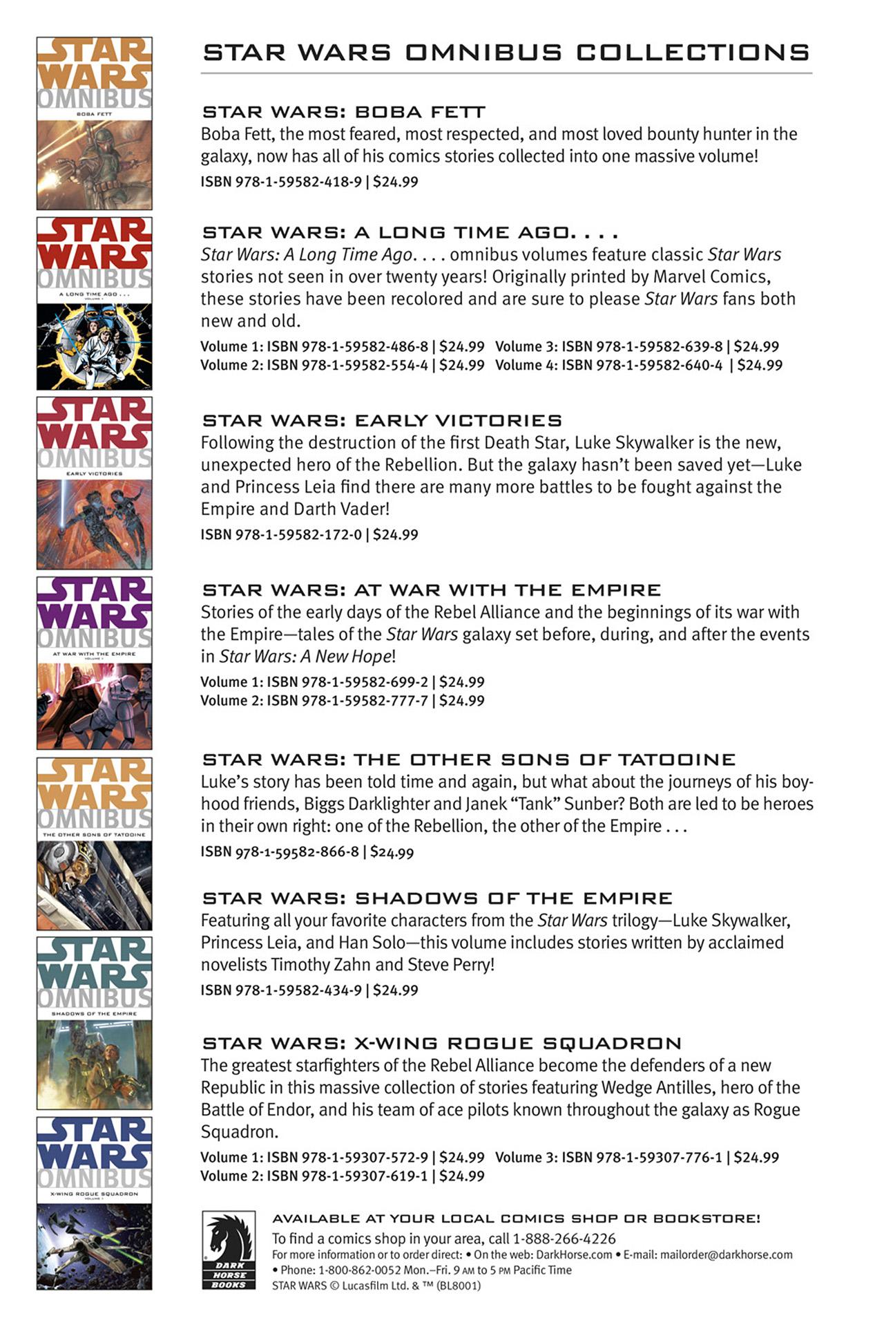Read online Star Wars Omnibus comic -  Issue # Vol. 23.5 - 272