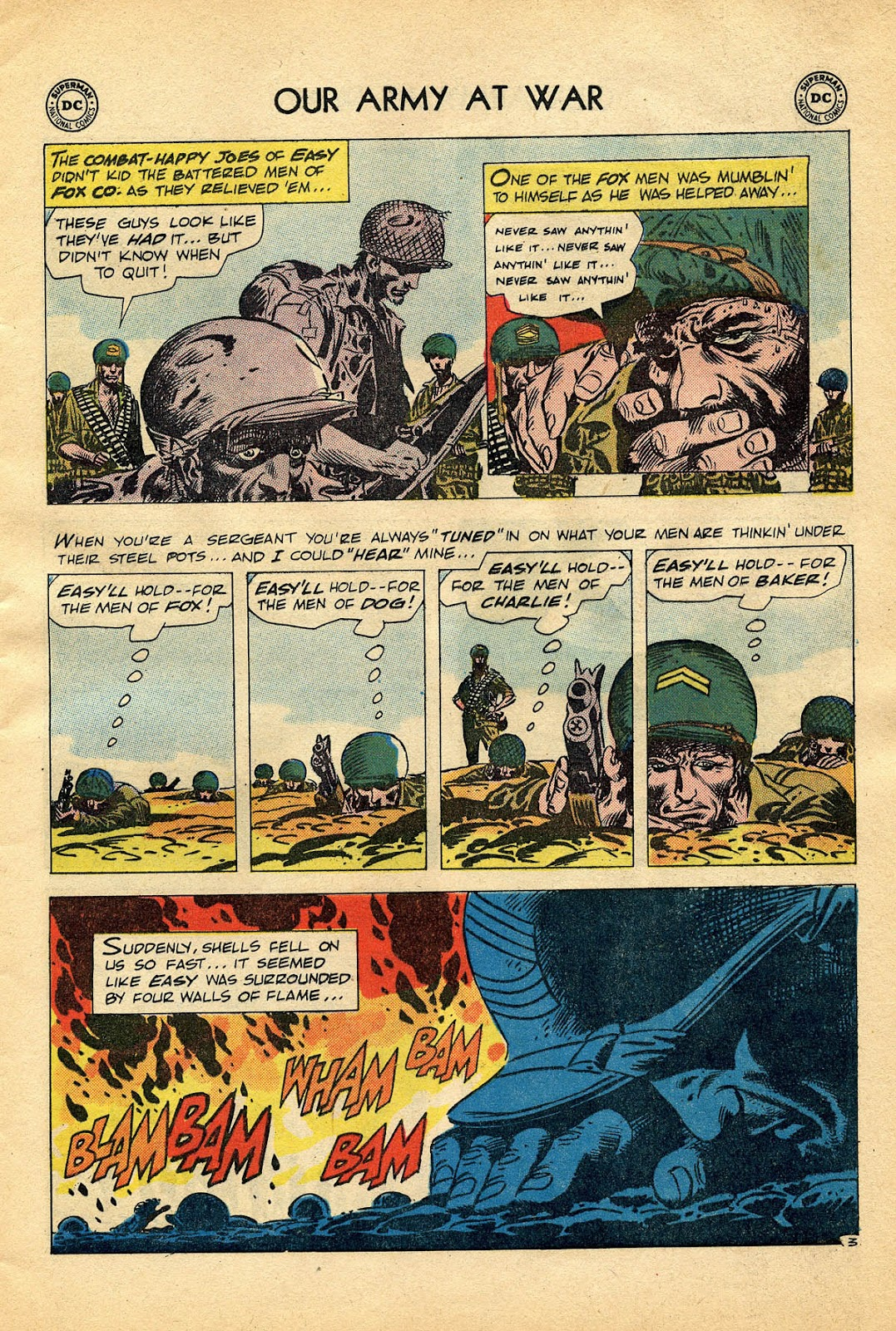 Our Army at War (1952) issue 99 - Page 5
