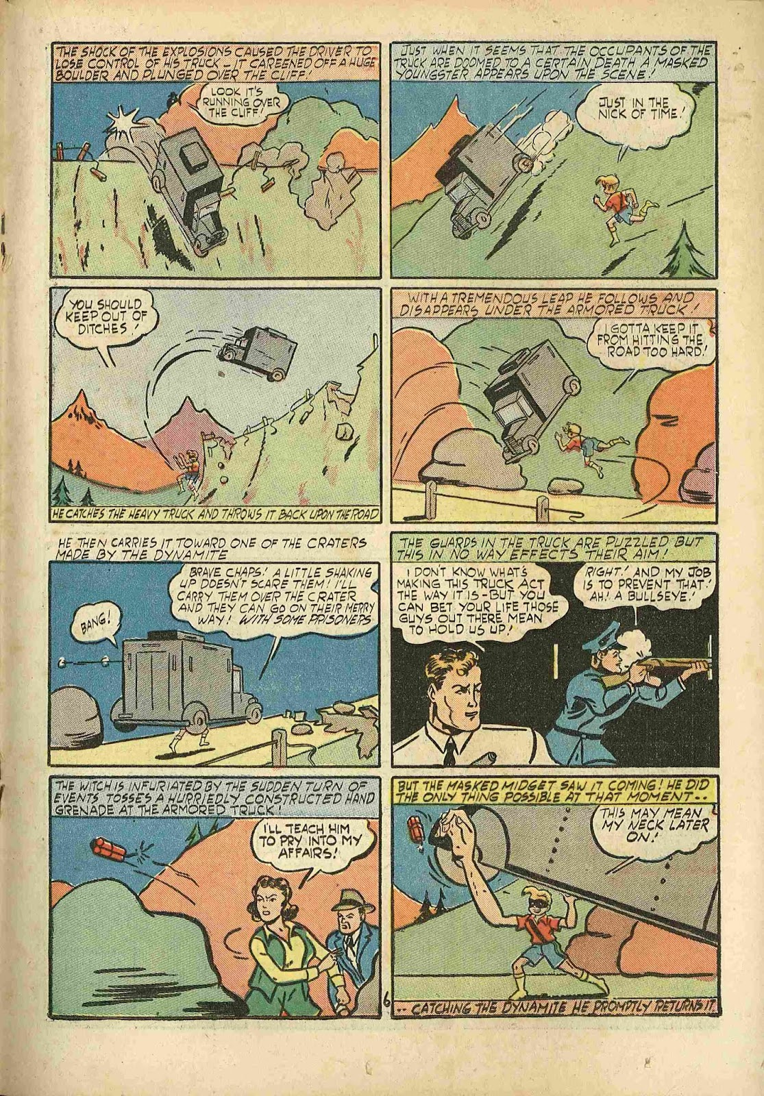 Stars and Stripes Comics issue 2 - Page 35