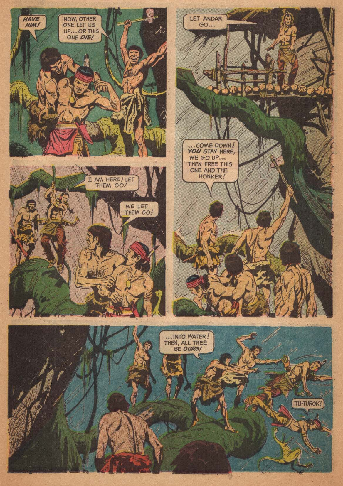 Read online Turok, Son of Stone comic -  Issue #47 - 15