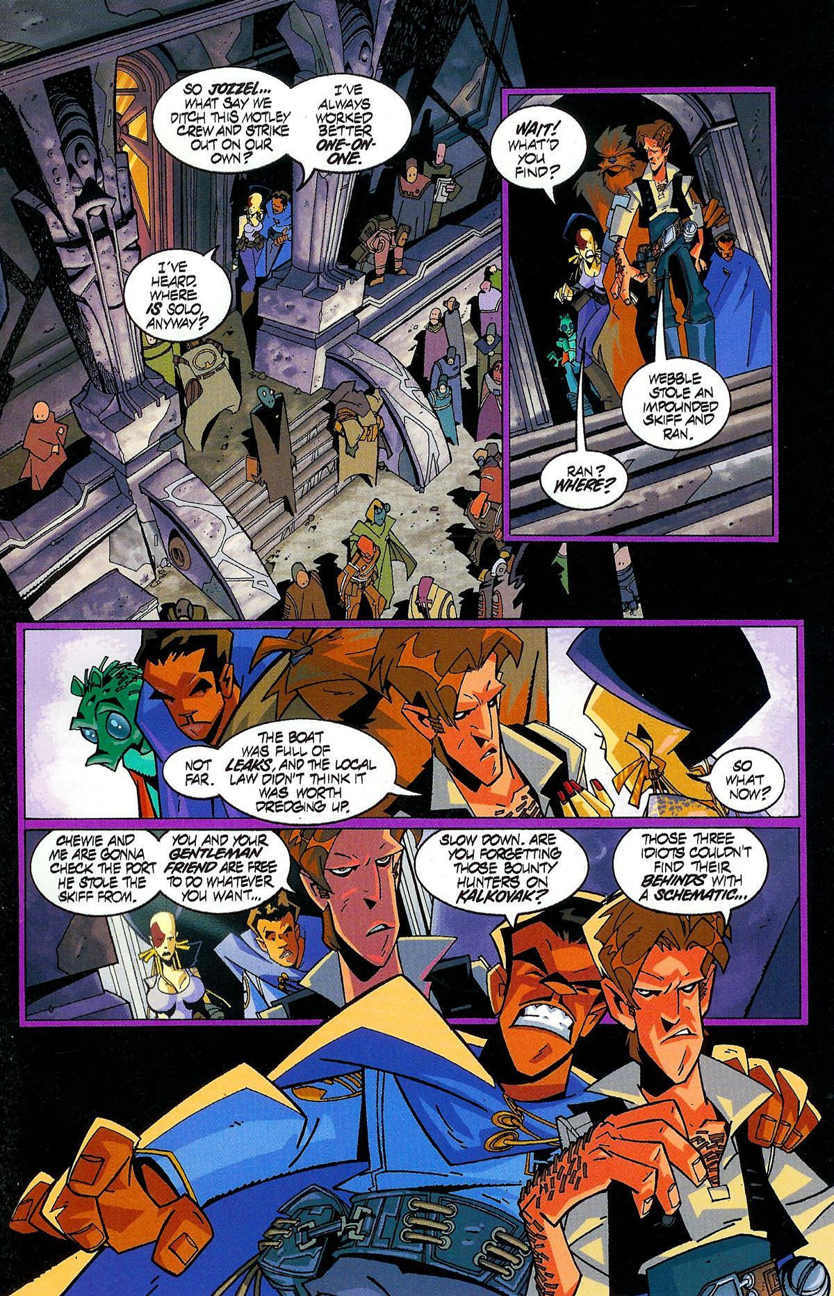 Read online Star Wars Omnibus comic -  Issue # Vol. 12 - 146