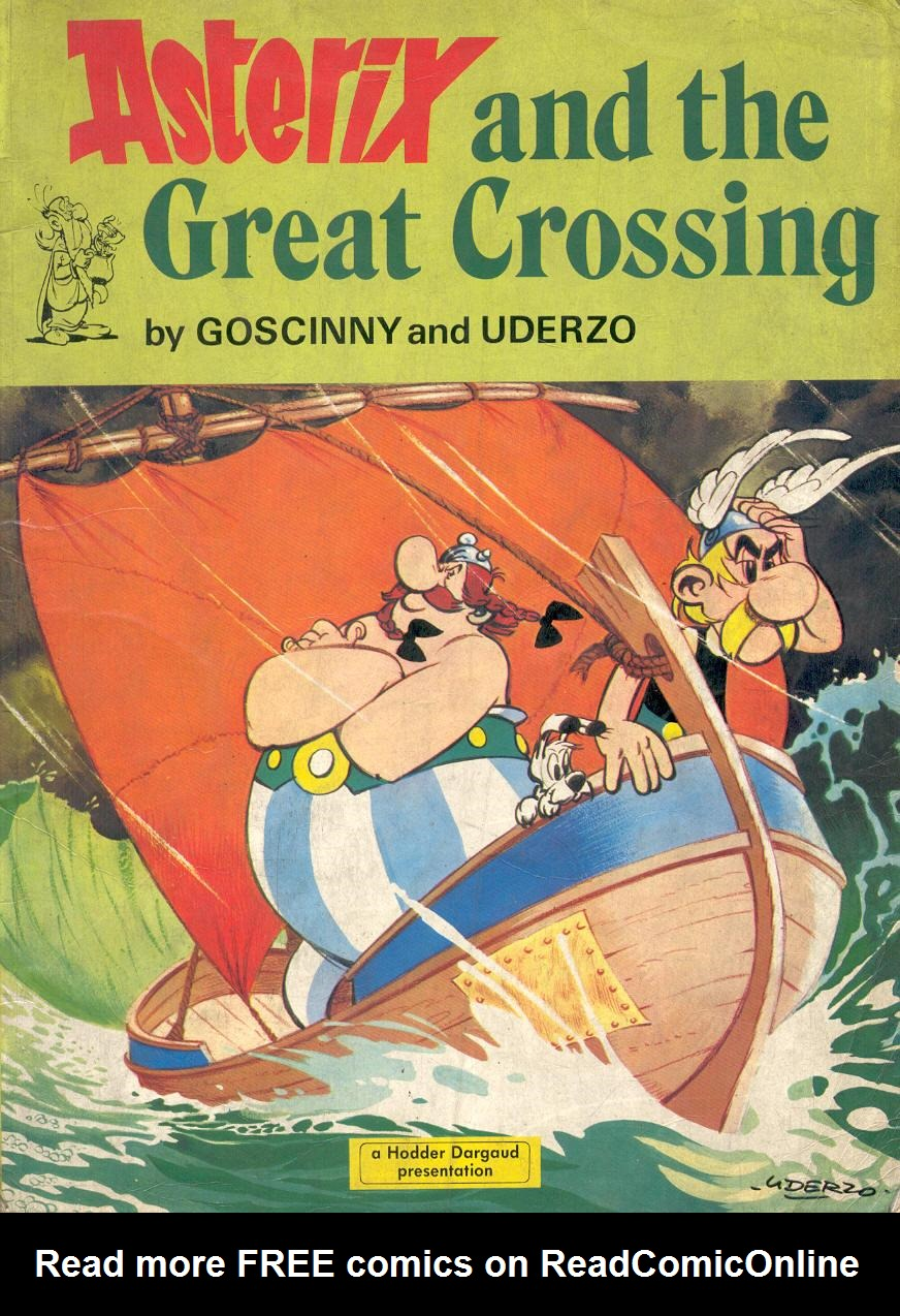 Read online Asterix comic -  Issue #22 - 1