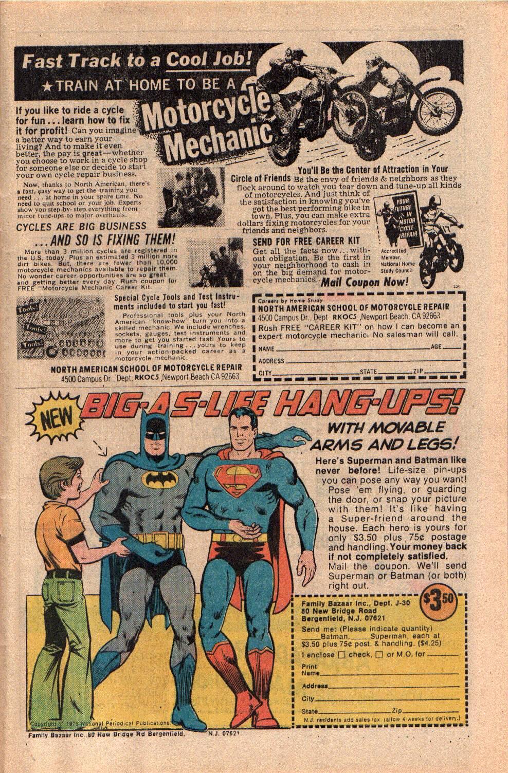 Read online Shazam! (1973) comic -  Issue #23 - 29