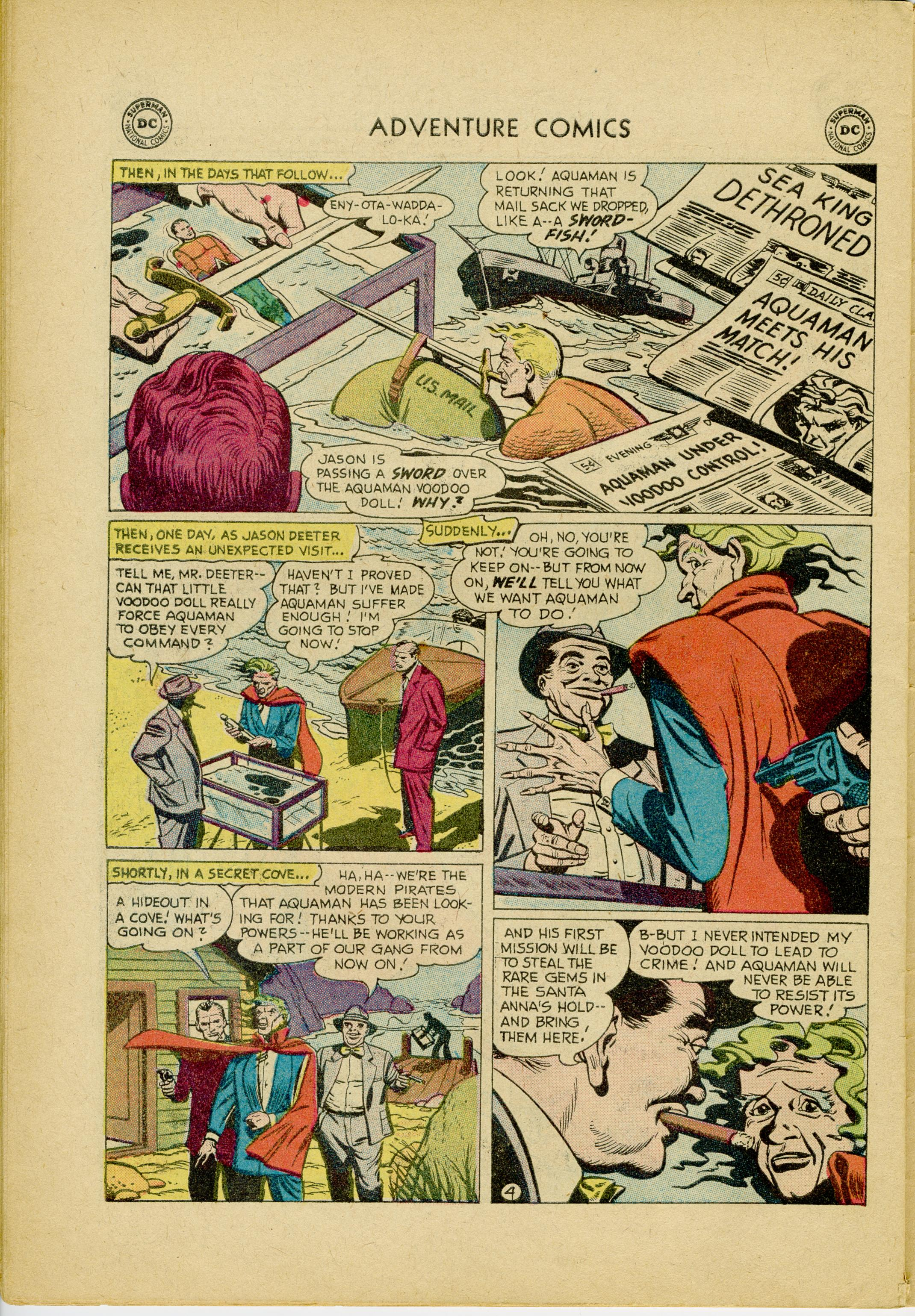 Read online Adventure Comics (1938) comic -  Issue #245 - 30