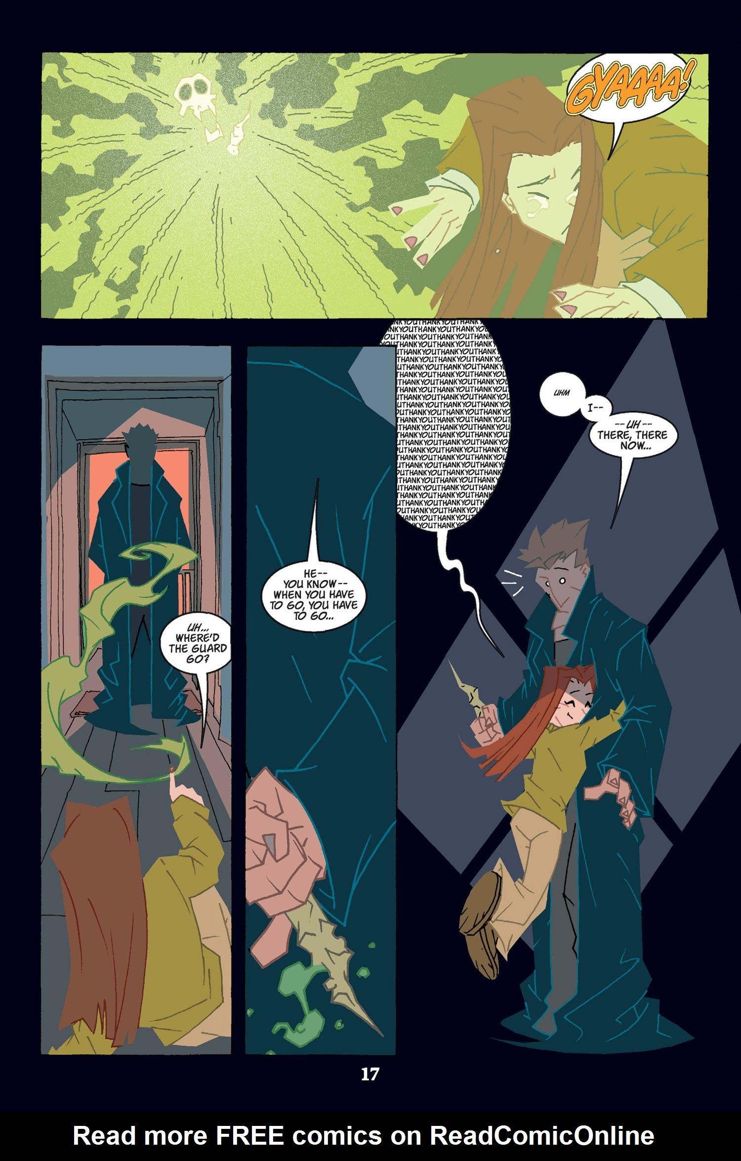 Read online Buffy the Vampire Slayer: Omnibus comic -  Issue # TPB 2 - 17