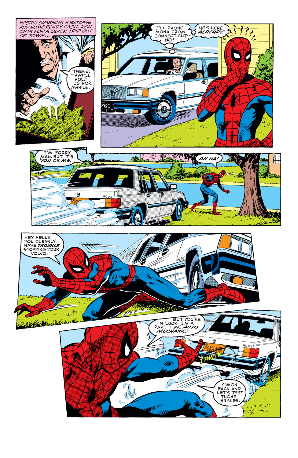The Amazing Spider-Man (1963) 267 Page 16