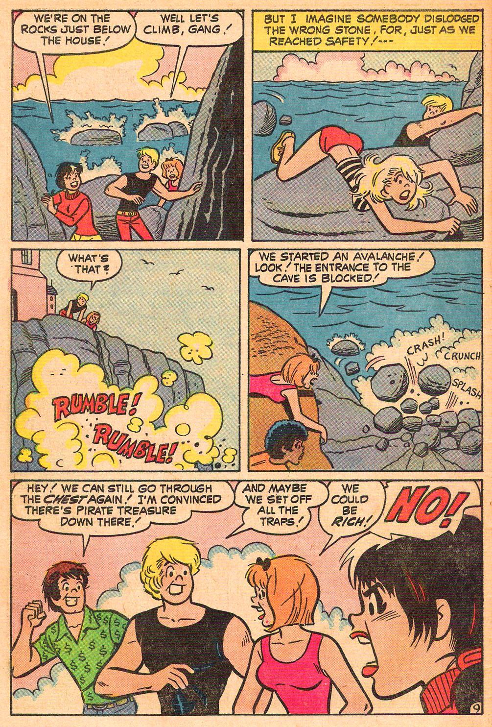 Read online She's Josie comic -  Issue #61 - 46