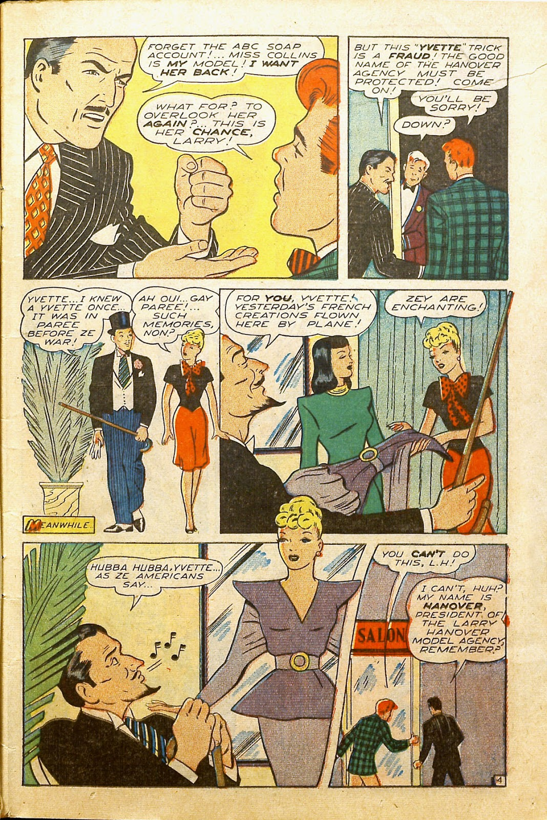 Read online Millie the Model comic -  Issue #2 - 15