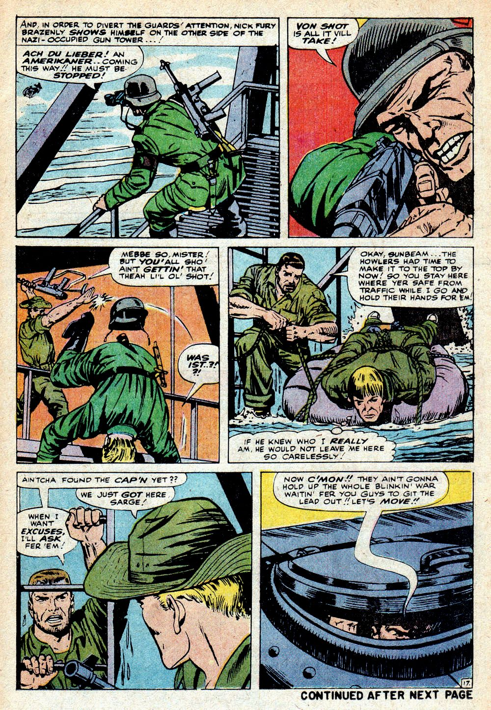 Read online Sgt. Fury comic -  Issue #85 - 25
