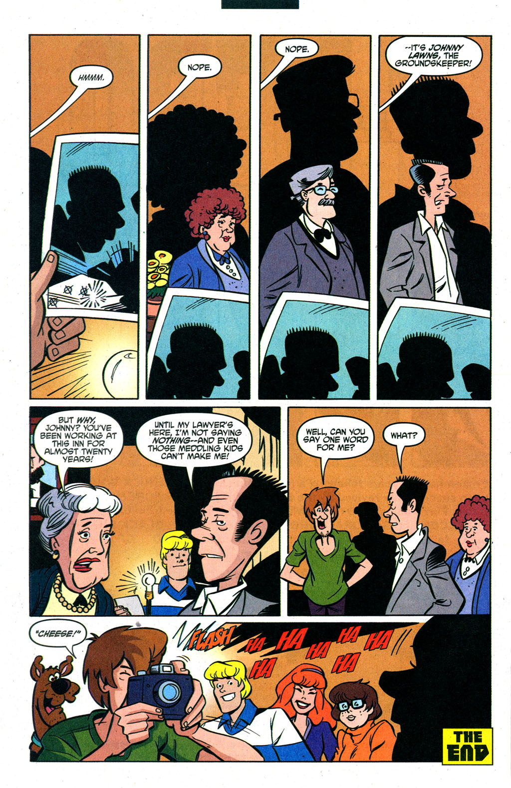 Read online Scooby-Doo (1997) comic -  Issue #88 - 15