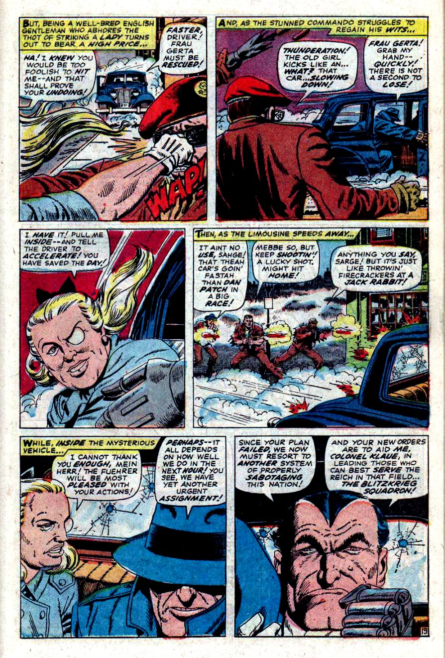 Read online Sgt. Fury comic -  Issue #47 - 26