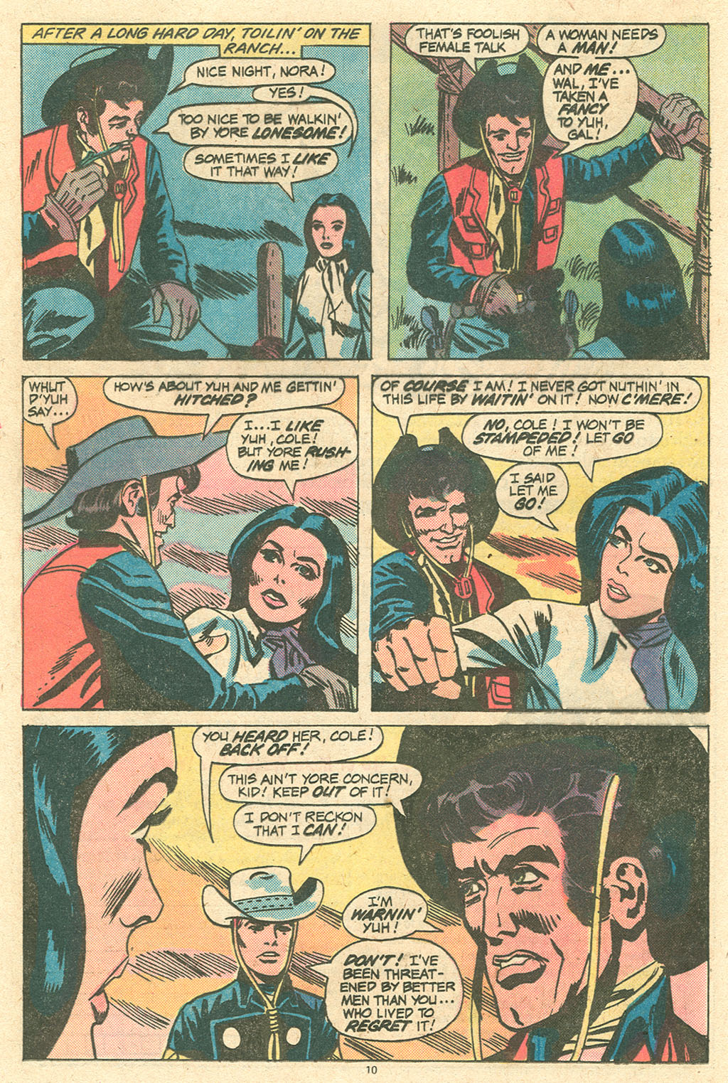 The Rawhide Kid (1955) issue 144 - Page 12