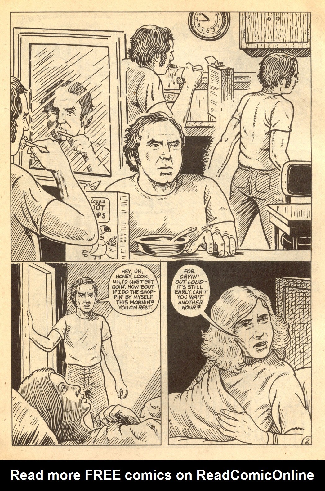American Splendor (1976) issue 7 - Page 10