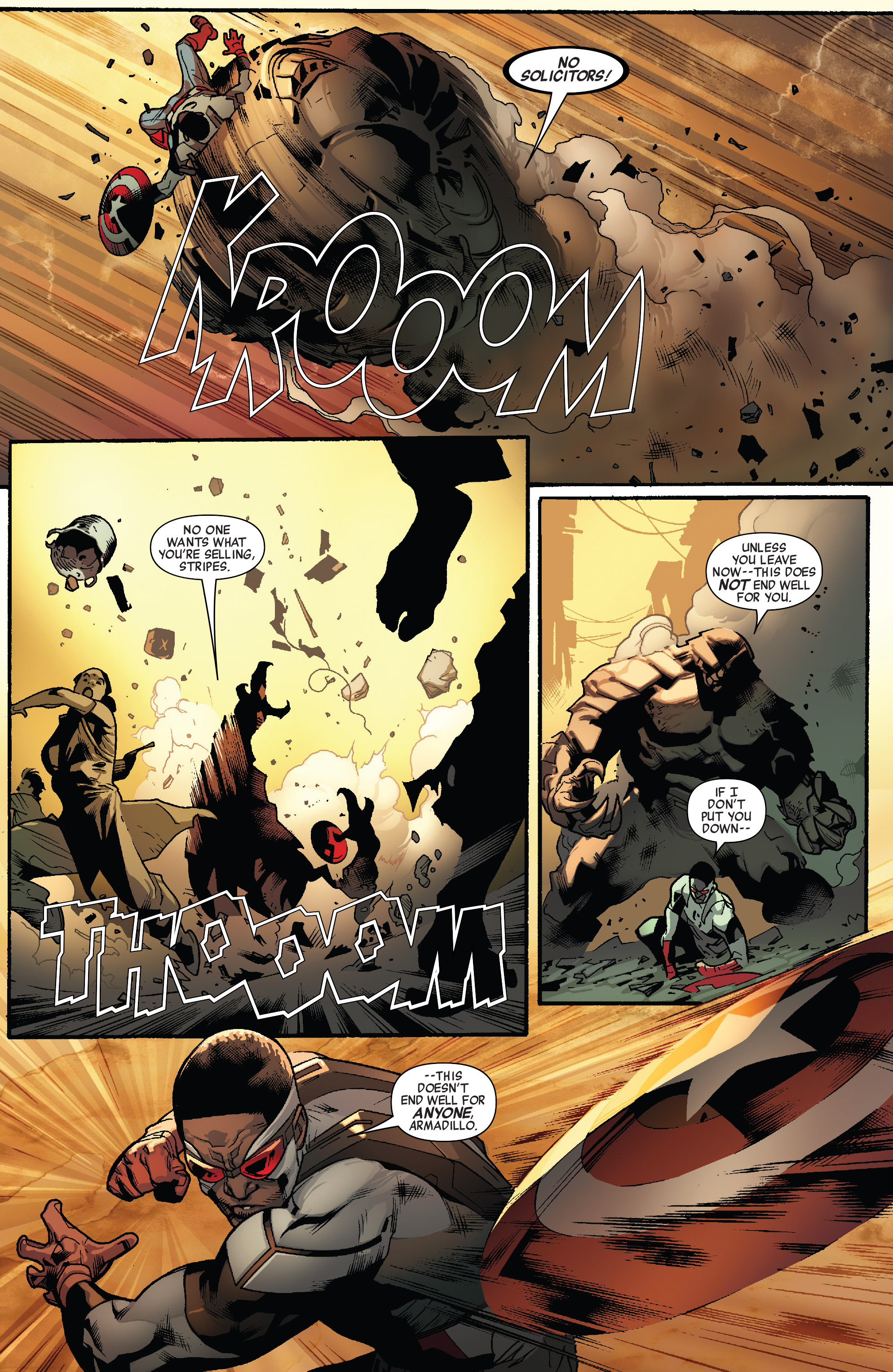 Read online All-New Captain America comic -  Issue #4 - 6