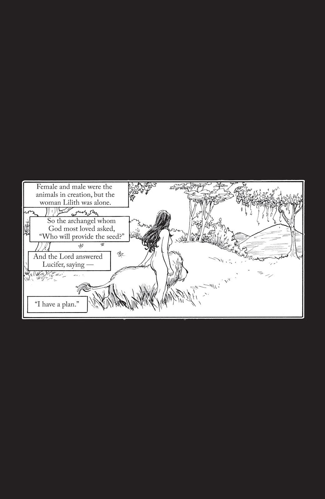 Comic Rachel Rising issue 36