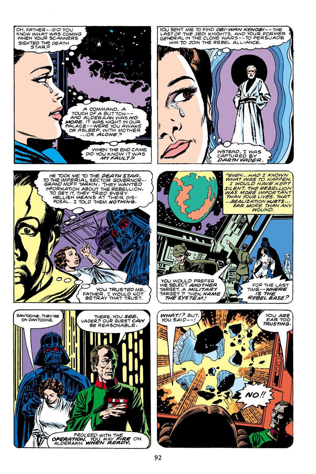Read online Star Wars Omnibus comic -  Issue # Vol. 16 - 91
