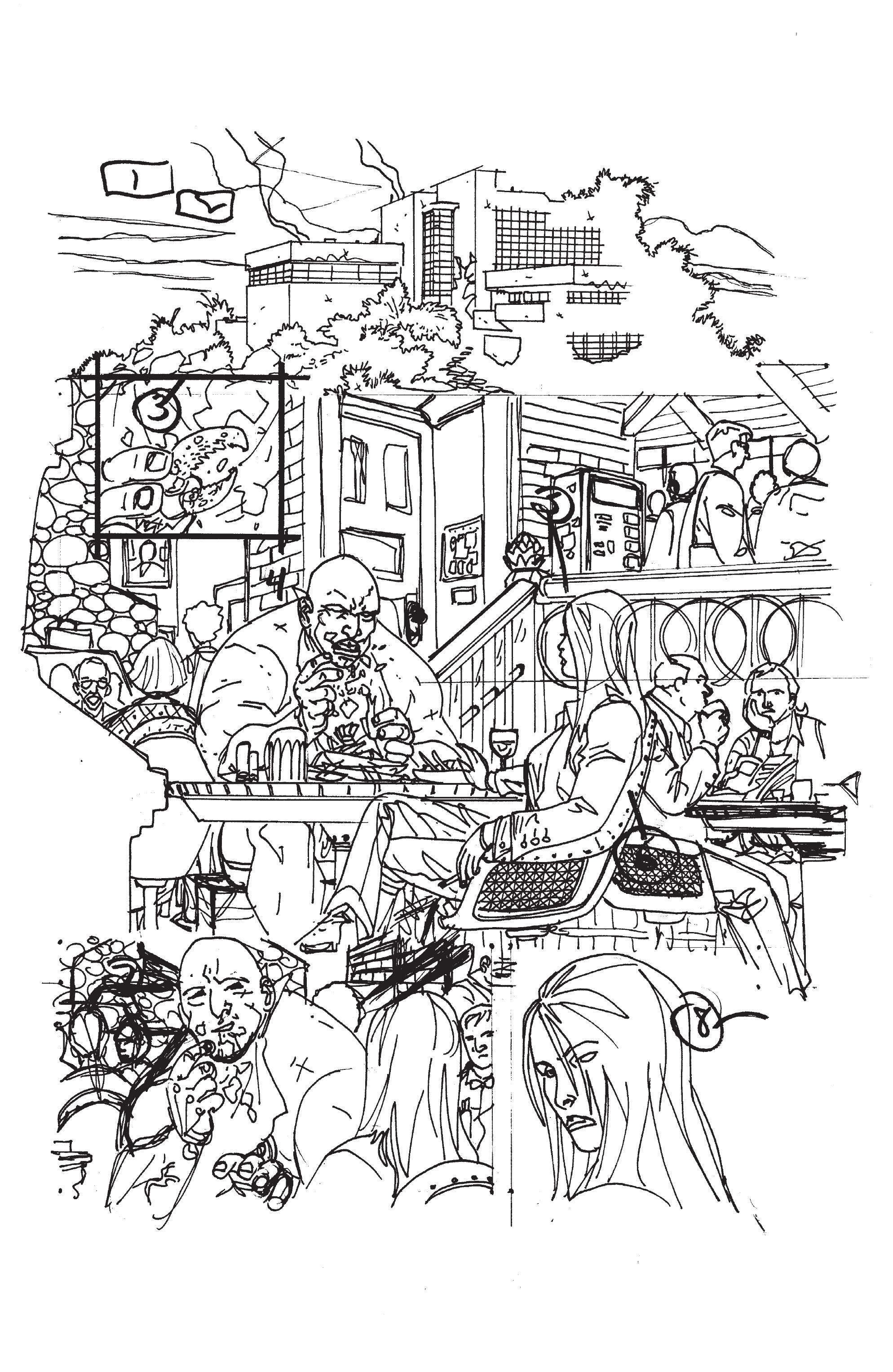 Read online B.P.R.D. (2003) comic -  Issue # TPB 2 - 116