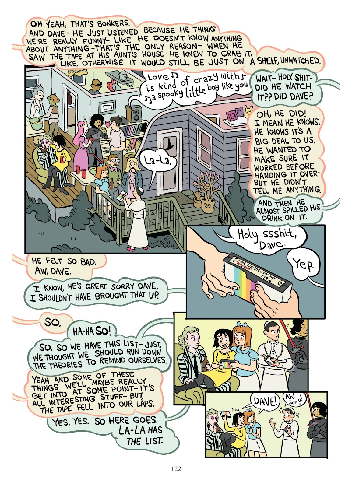Read online Girl Town comic -  Issue # TPB (Part 2) - 21