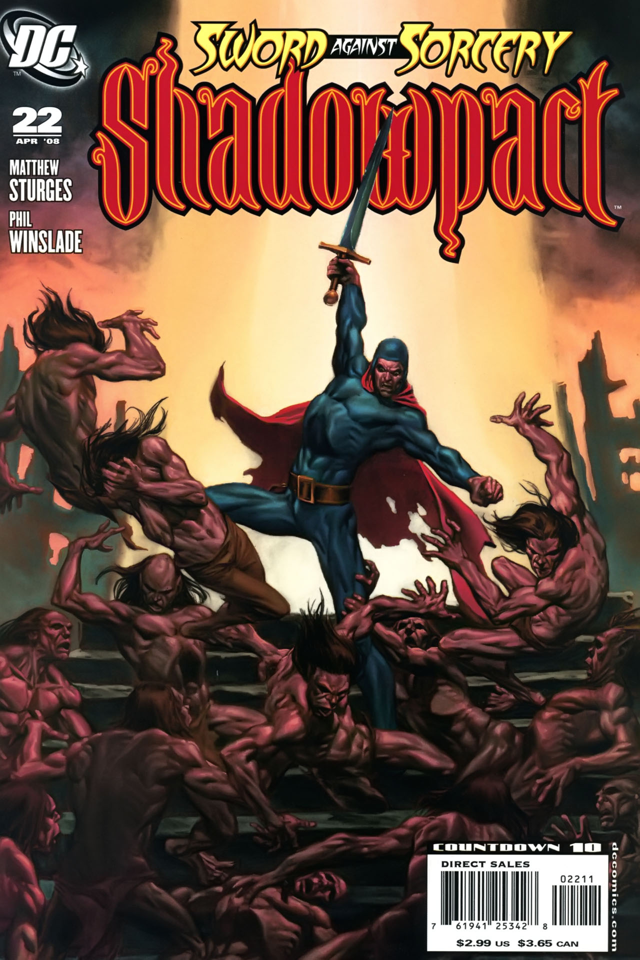 Read online Shadowpact comic -  Issue #22 - 1