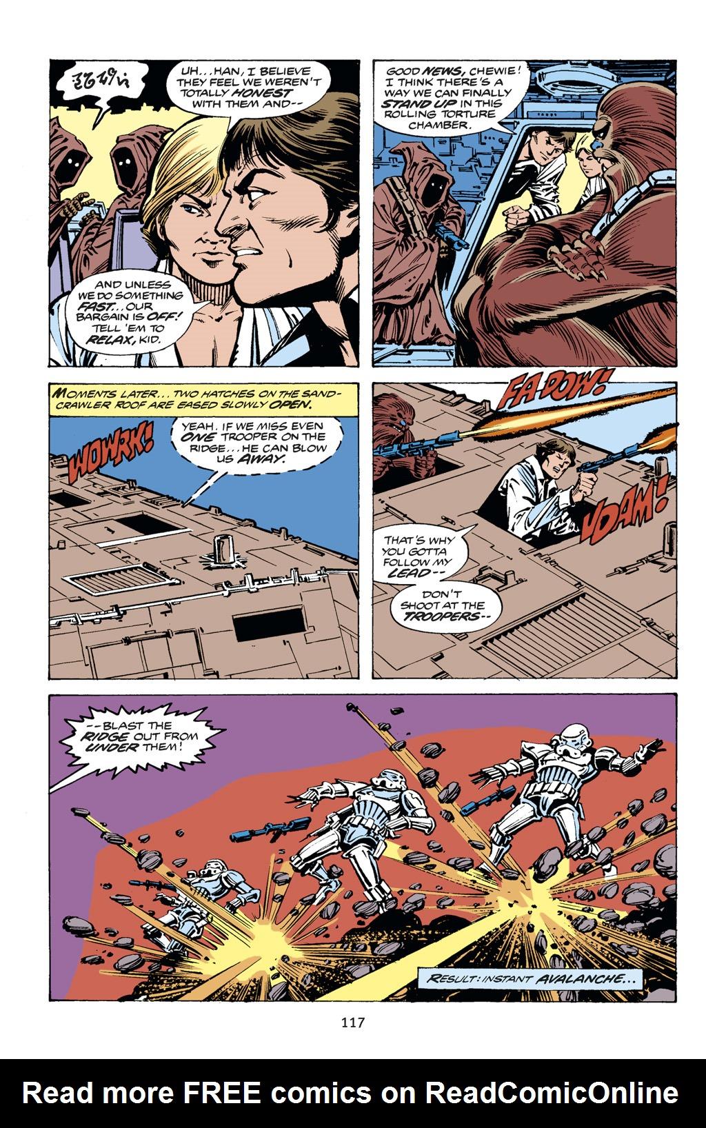 Read online Star Wars Omnibus comic -  Issue # Vol. 14 - 117
