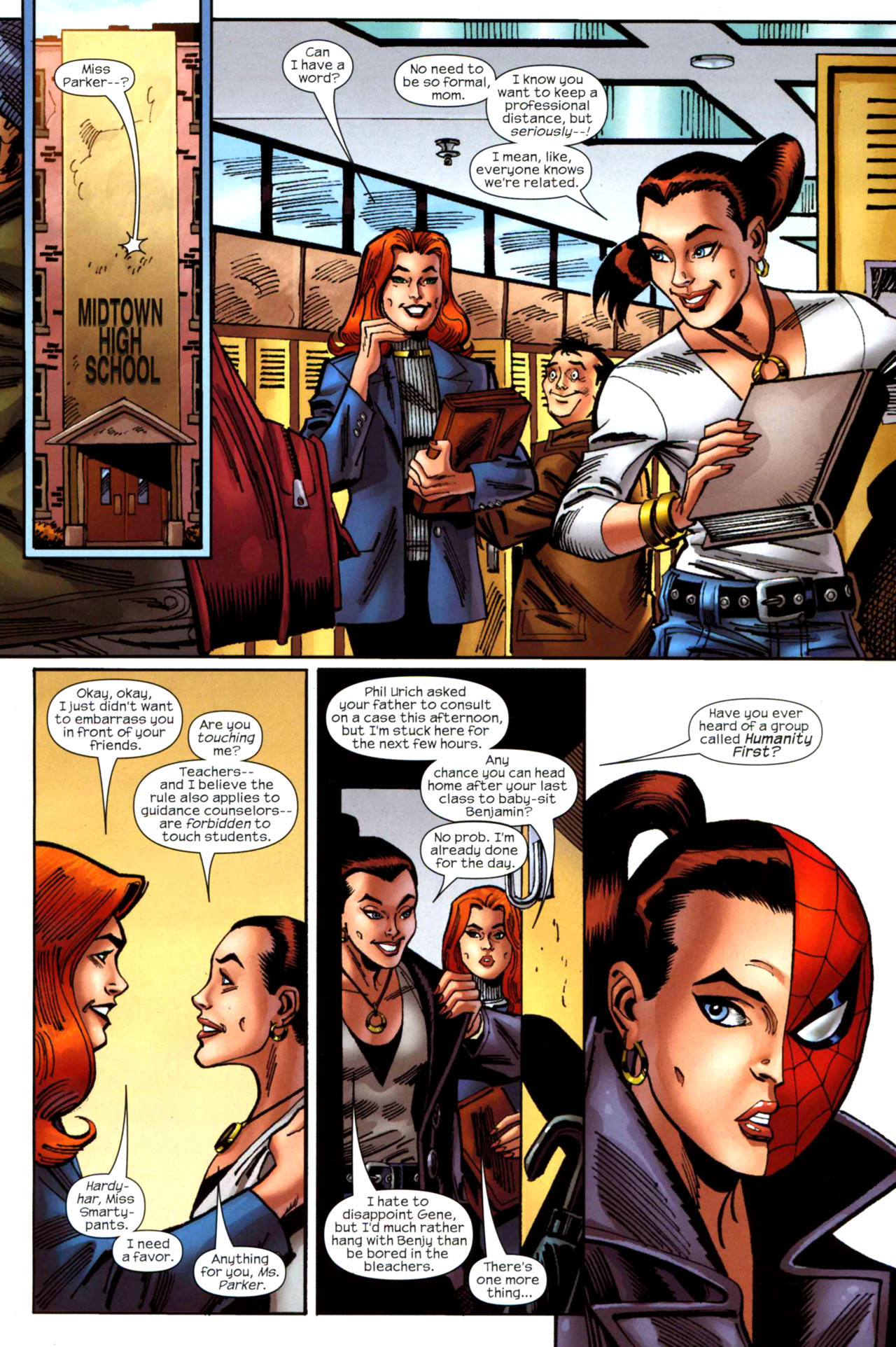 Read online Amazing Spider-Girl comic -  Issue #20 - 12