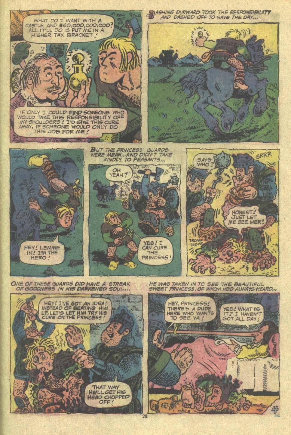 Read online Plop! comic -  Issue #9 - 29