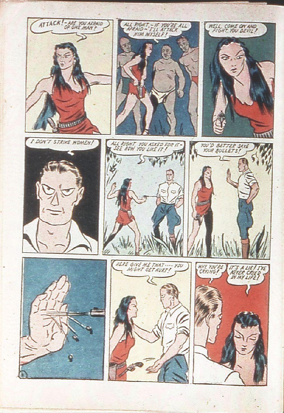 Read online Amazing Man Comics comic -  Issue #18 - 64