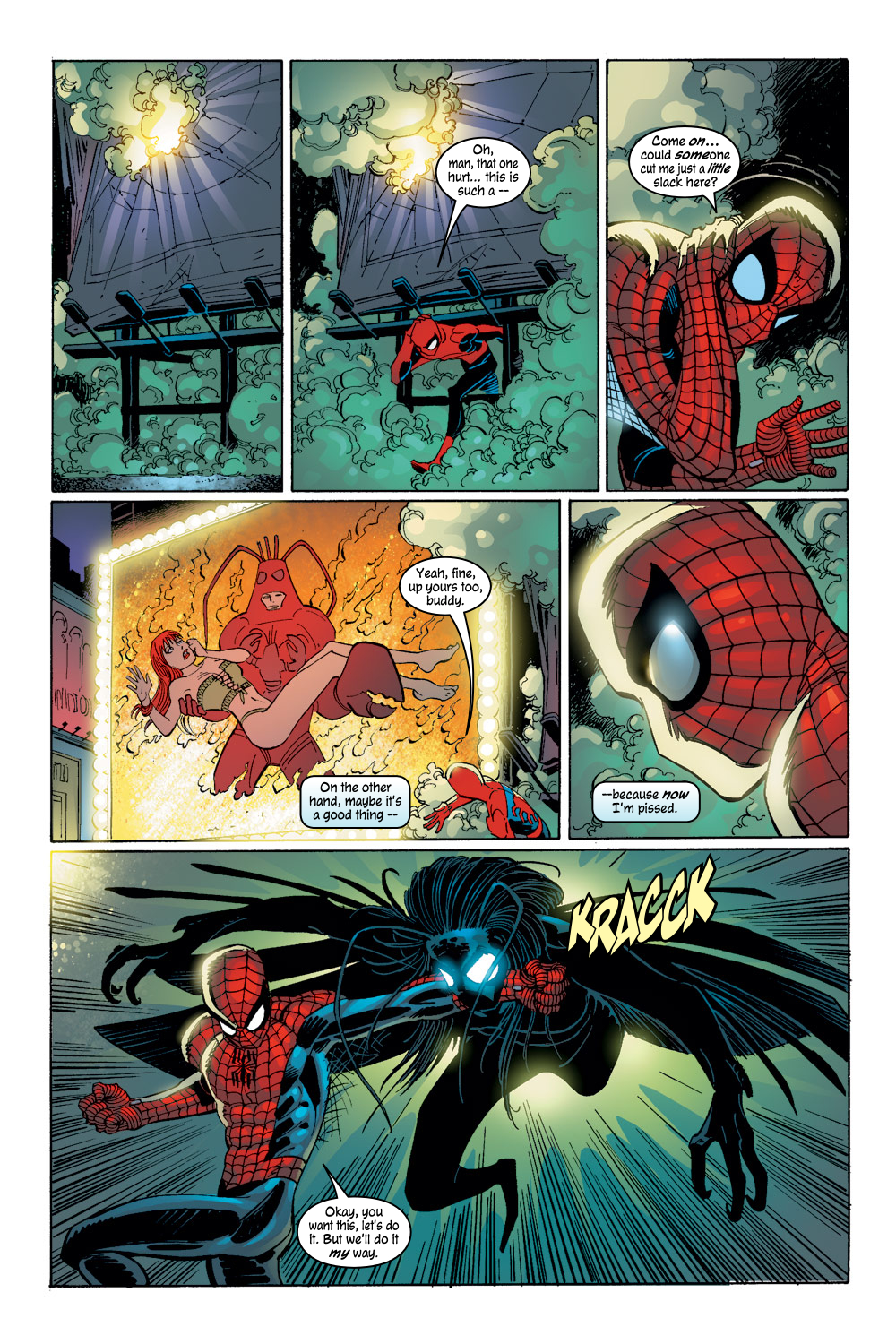 The Amazing Spider-Man (1999) 46 Page 17