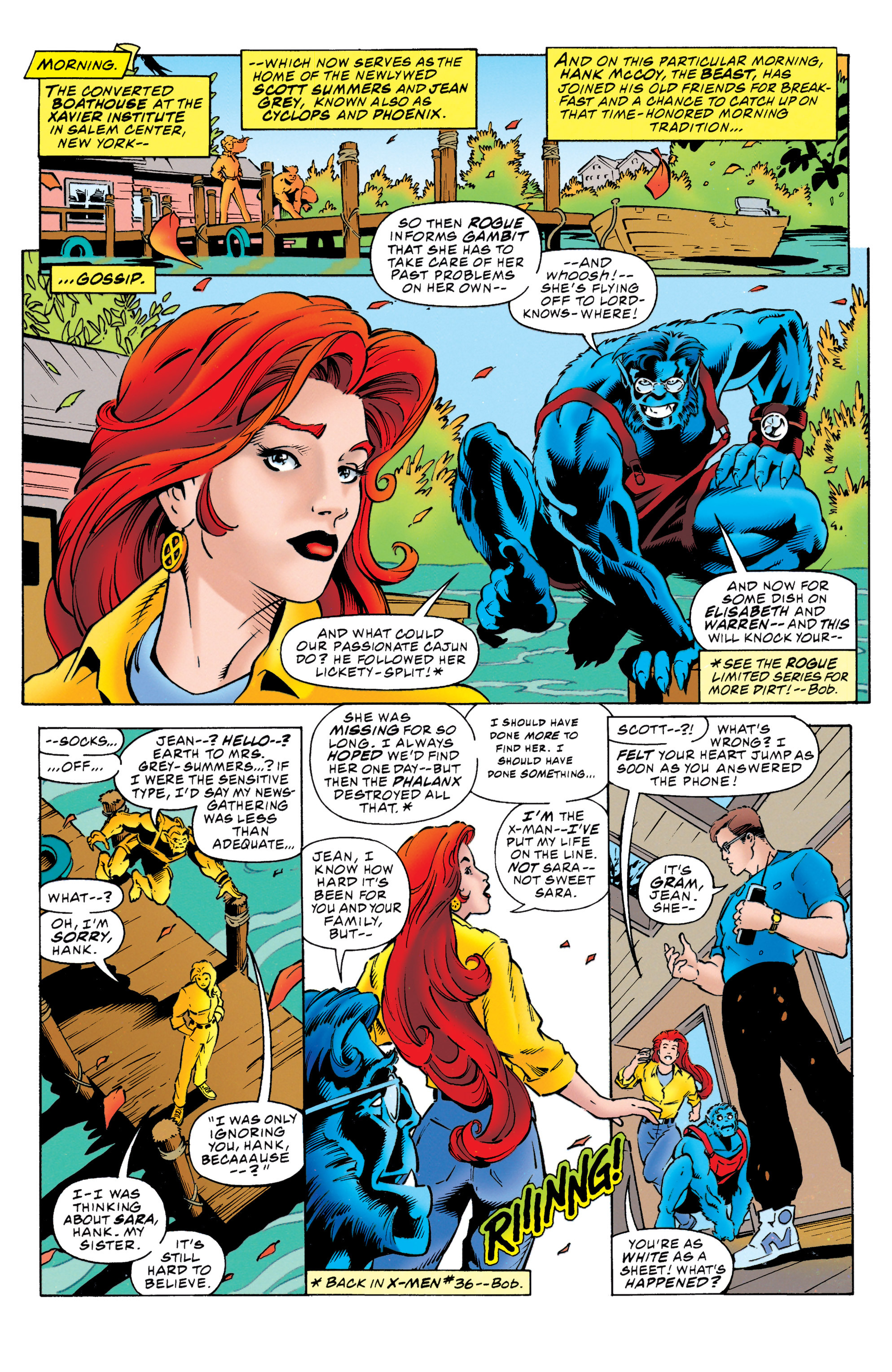 X-Men (1991) 39 Page 7