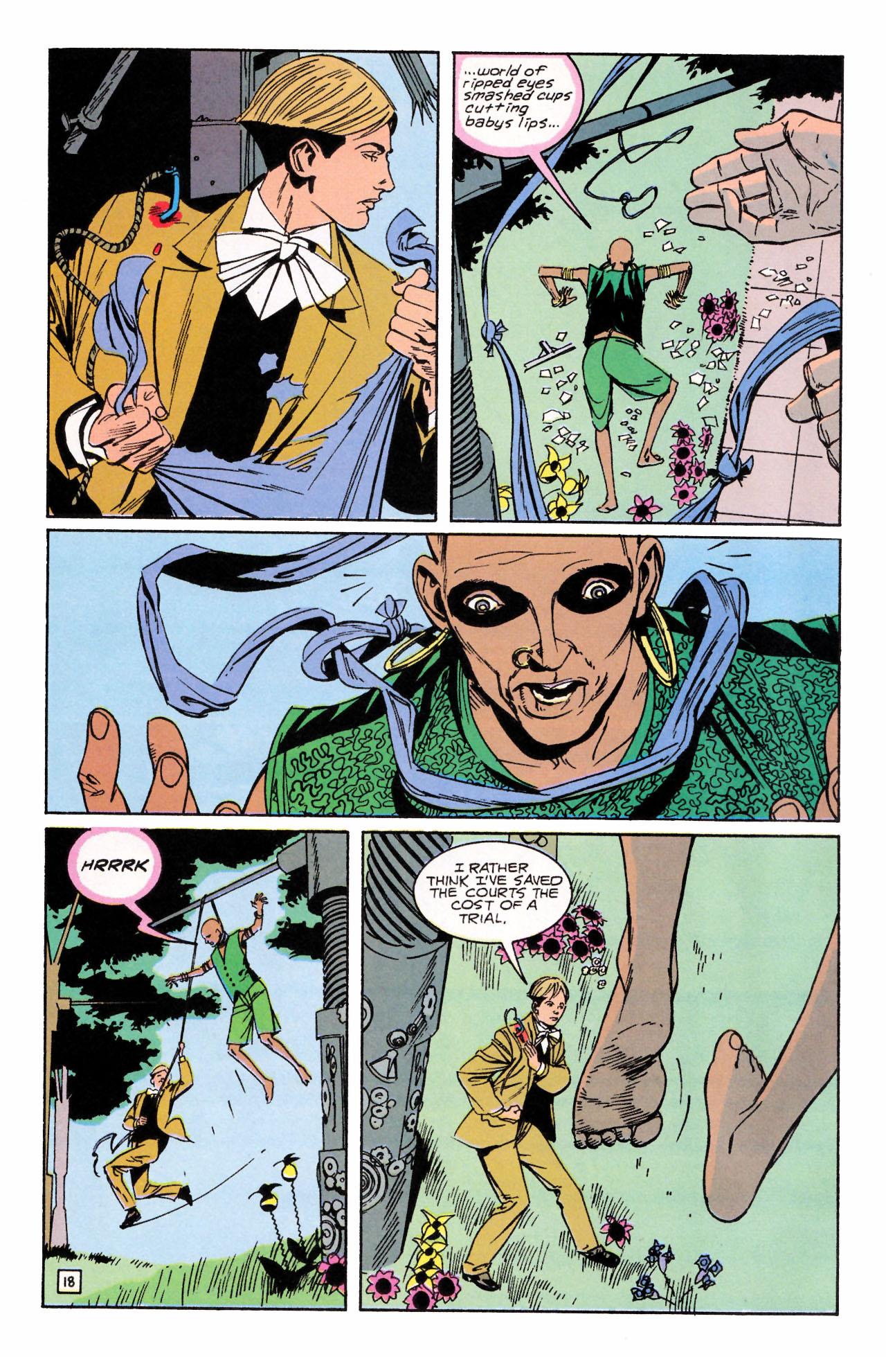 Read online Sebastian O comic -  Issue #2 - 22