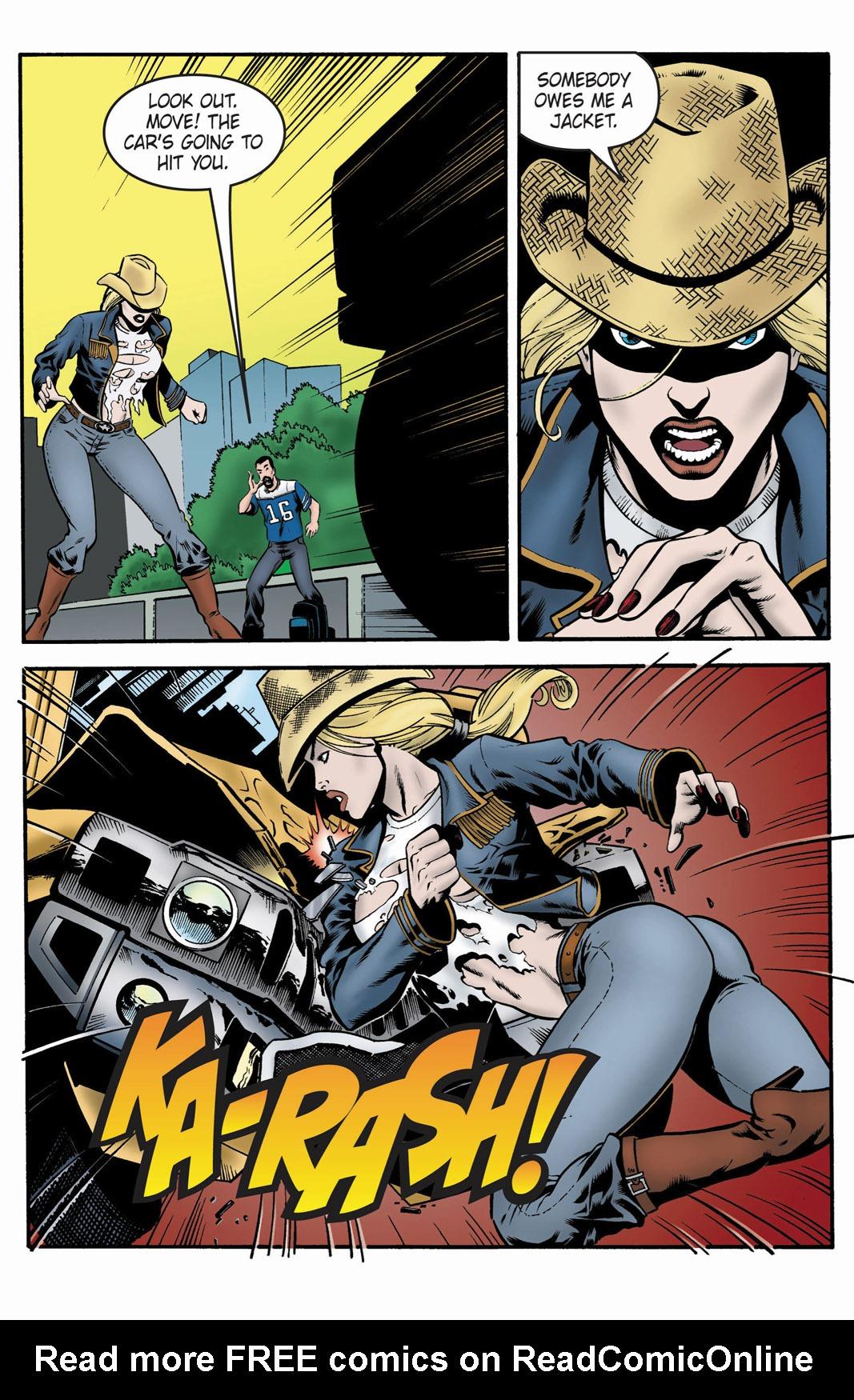 Read online SideChicks comic -  Issue #1 - 26