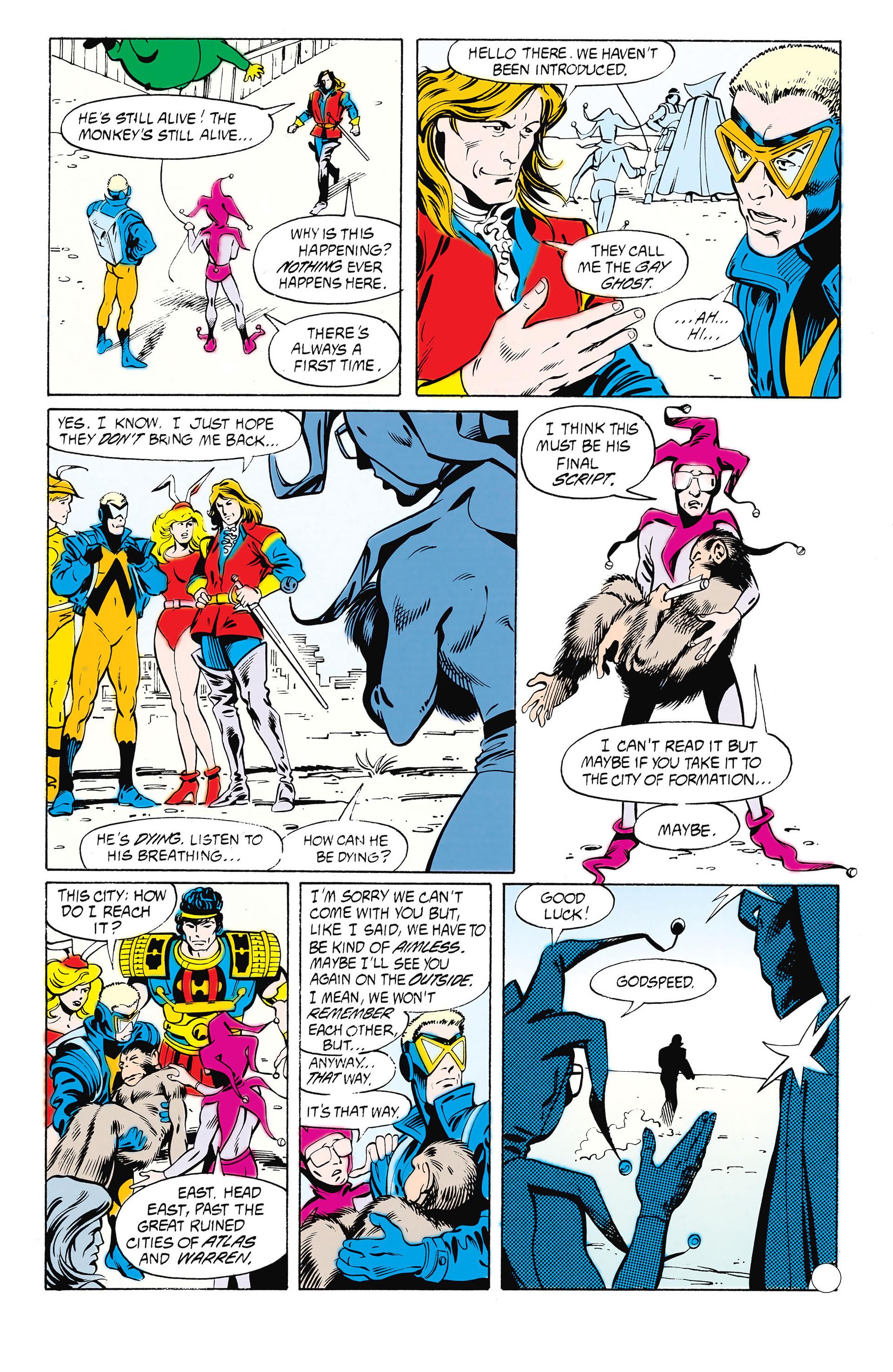 Read online Animal Man (1988) comic -  Issue #25 - 14