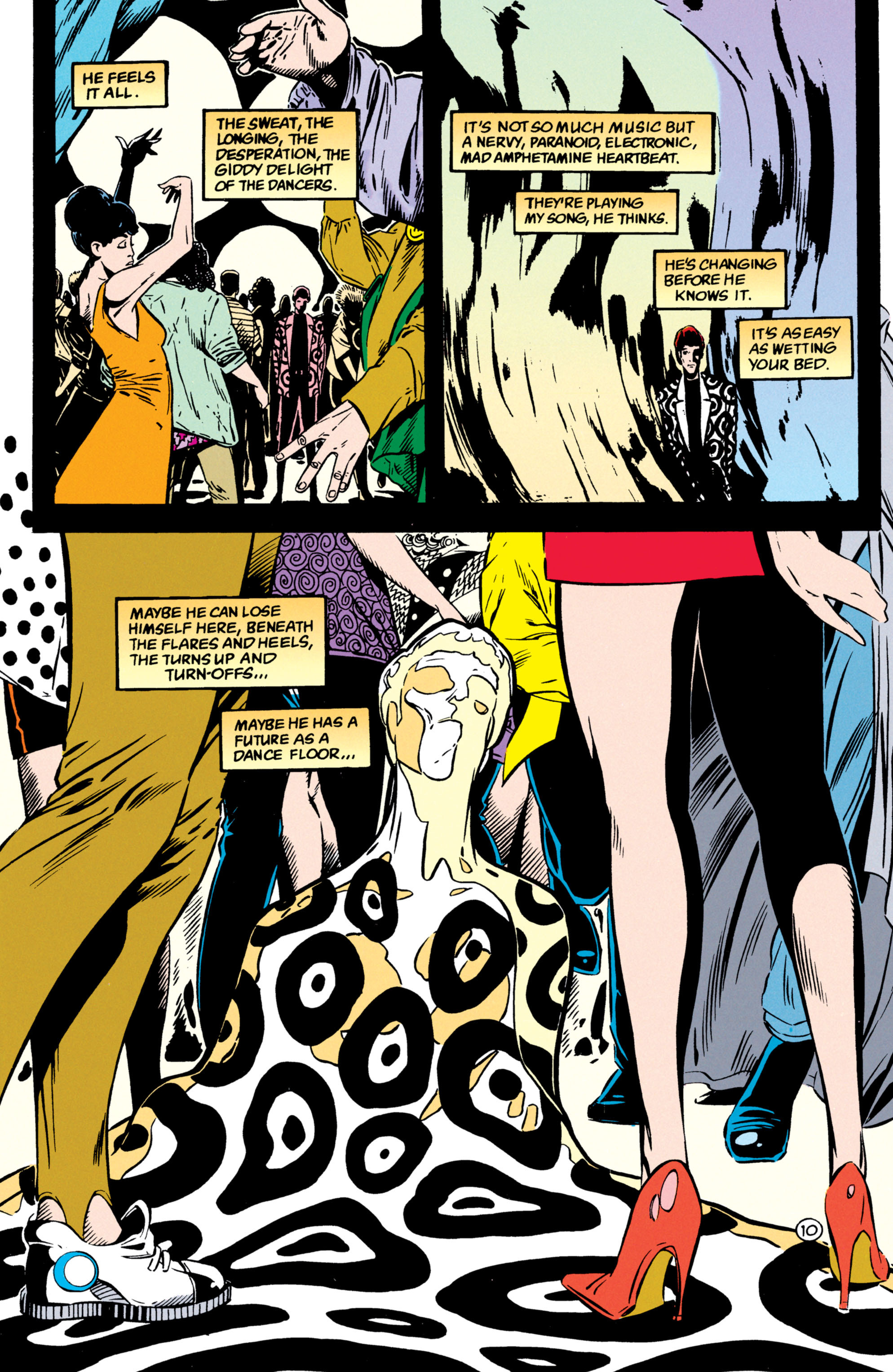 Read online Shade, the Changing Man comic -  Issue #54 - 11