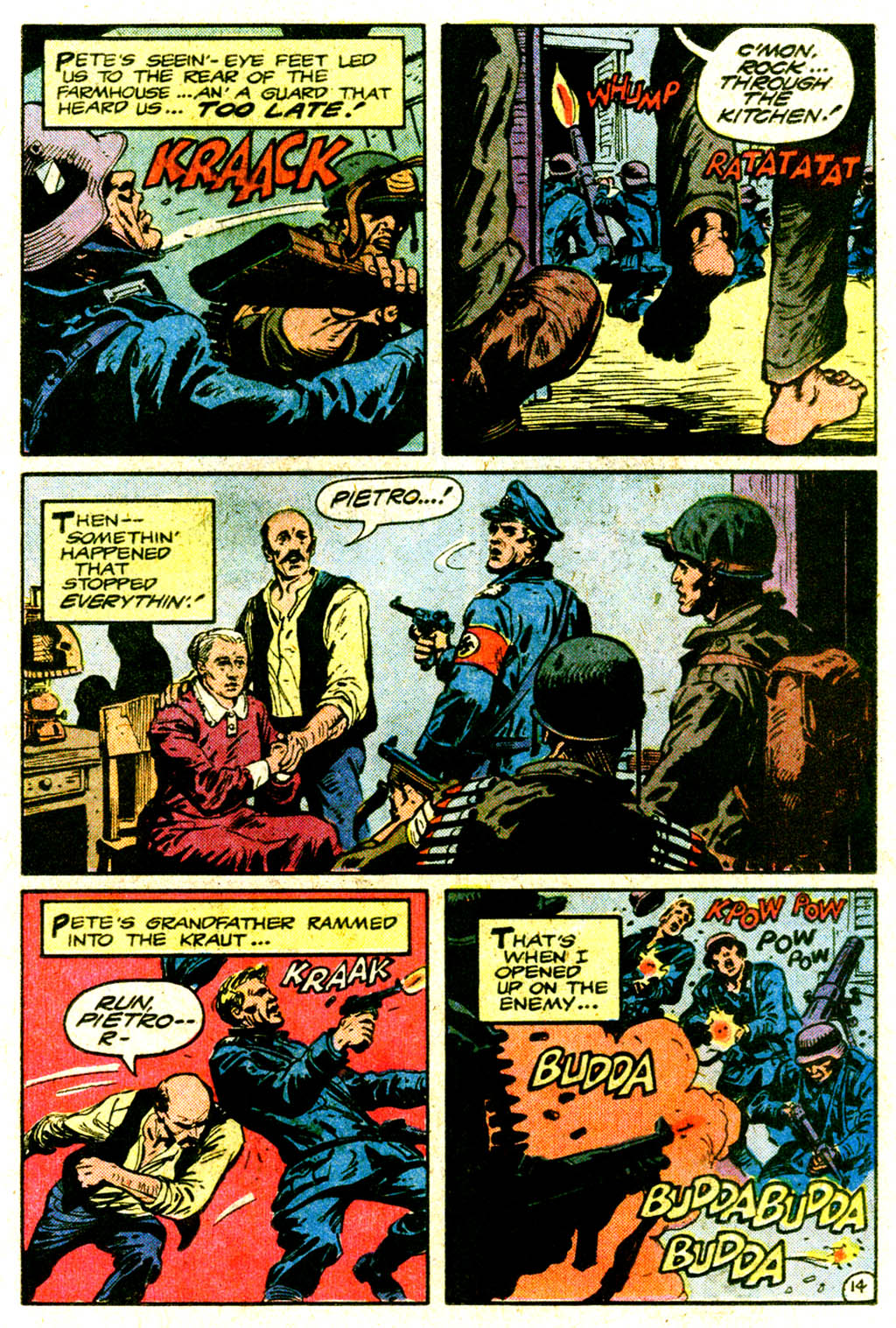 Read online Sgt. Rock comic -  Issue #364 - 18