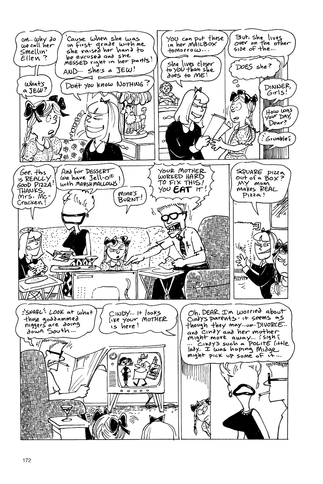 Read online Life's a Bitch: The Complete Bitchy Bitch Stories comic -  Issue # TPB (Part 2) - 68