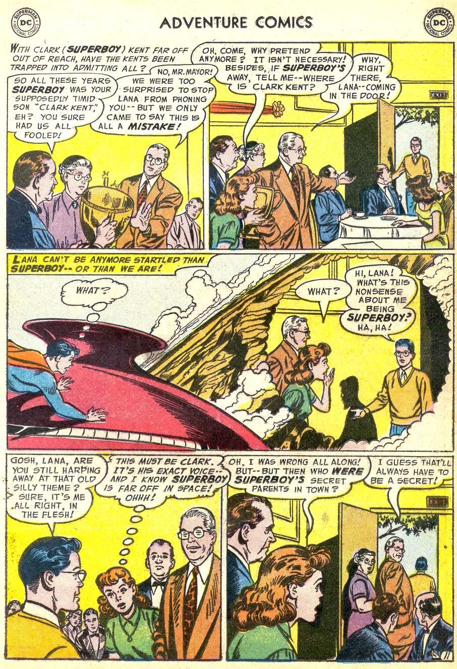 Read online Adventure Comics (1938) comic -  Issue #218 - 13