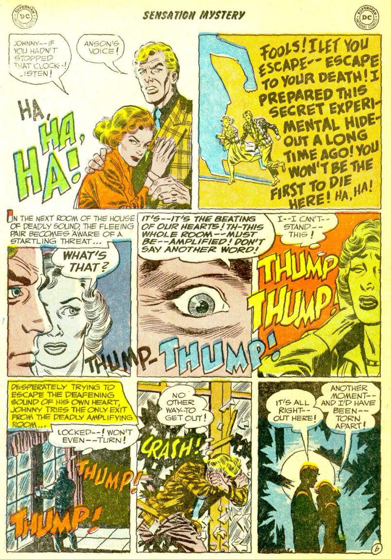Read online Sensation (Mystery) Comics comic -  Issue #111 - 32