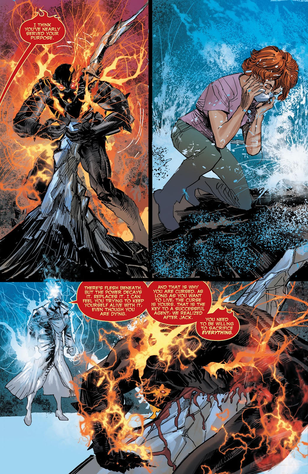 Read online The Curse of Brimstone: Ashes comic -  Issue # TPB (Part 2) - 68